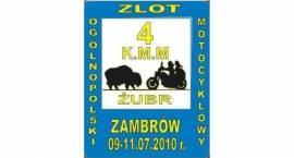 IV Ogólnopolski Zlot Motocyklowy K.M.M. Żubr