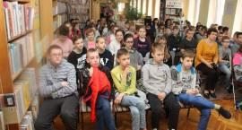Spotkanie autorskie z Pawłem Beręsewiczem [foto]