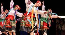 Zespół taneczny z Ukrainy wystąpił w Centrum Kultury w ramach Podlaskiej Oktawy Kultur [foto]