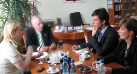 Kolejni zagraniczni przedsiębiorcy zainteresowani inwestycjami w Zambrowie