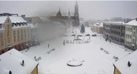 Fatalne warunki na drogach. Trasa do Białegostoku zablokowana
