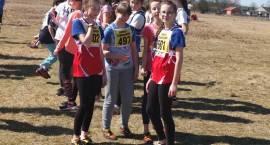 Wysokie lokaty uczniów powiatu zambrowskiego w Finale Grupy Zachodniej w drużynowych biegach przełaj
