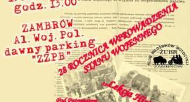 13 grudnia inscenizacja stanu wojennego w Zambrowie
