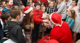 Choinka dla dzieci z Klubem Abstynenta Ostoja [foto+video]