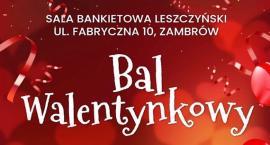 Zapraszamy wszystkich zakochanych na bal walentynkowy!