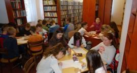 Małgorzata Flis odwiedziła dzieci w Szumowie