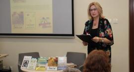 Spotkanie autorskie z Celiną Mioduszewską [foto]