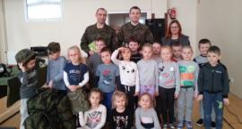 Żołnierze w Miejskim Przedszkolu nr 5