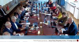 V sesja Rady Miasta Zambrów [retransmisja]
