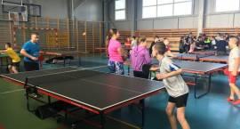 Mistrzostwa powiatu zambrowskiego w tenisie stołowym