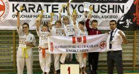 Sukces karateków na początku sezonu [foto]