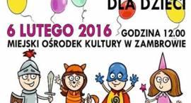 MOK zaprasza dzieci na Bal Karnawałowy