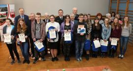 Młodzież z powiatu zambrowskiego wie jak zapobiegać pożarom [foto]