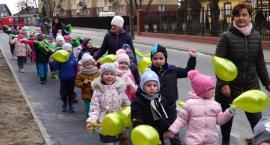Dzieci z MP3 radośnie przywitały wiosnę [foto+video]