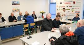 Walne zebranie sprawozdawcze Olimpii [foto]