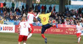 Młodzieżowa reprezentacja Polski rozegrała mecz w Zambrowie [foto]