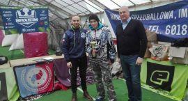 Uczniowie MG1 rywalizowali w Szkolnej Lidze Paintballowej