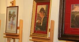 Otwarto wystawę prac Adama Ślefarskiego [foto]