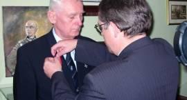 Opiekunowie Miejsc Pamięci Narodowej w Zambrowie - odznaczeni