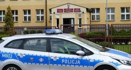 Alarmy bombowe we wszystkich zambrowskich szkołach ponadgimnazjalnych [foto]