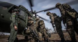 Żołnierze 1PBOT szkolili się z 12. Brygadą Zmechanizowaną