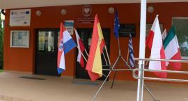 Uczniowie z Hiszpanii, Chorwacji, Włoch, Grecji i Cypru w SP4 w Zambrowie [foto]