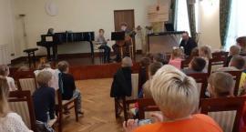 Przedszkolaki z MP5 na koncercie w szkole muzycznej