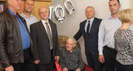 Pan Leon Gwardiak z Woli Zambrzyckiej skończył 100 lat [foto]