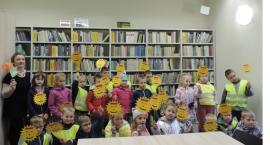 Filia MBP w Zambrowie podsumowuje XVI Ogólnopolski Tydzień Bibliotek