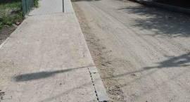 Remontują ulicę Elektryczną