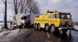 Niebezpieczne wypadki na drogach w okolicach Zambrowa
