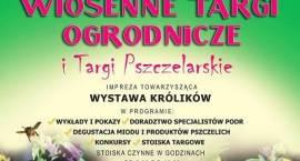 Wiosna na start! Targi Ogrodnicze i Targi Pszczelarskie w Szepietowie już wkrótce