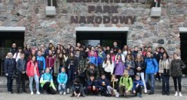 """Wizyta uczniów z pięciu krajów Europy w zambrowskiej """"Czwórce"""""""