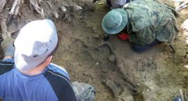 Ekshumowano szczątki polskiego żołnierza [foto+video]