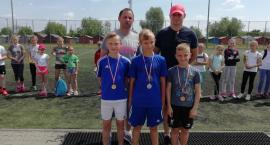 Powiatowe Igrzyska Dzieci w trójboju lekkoatletycznym