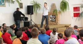 Zespół Masters wystąpił na rozpoczęciu roku szkolnego w ZPO-W