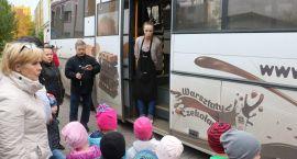 Czekoladowy autobus zawitał do MP4 [foto+video]