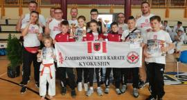 Wspaniałe zakończenie sezonu startowego karateków ZKKK