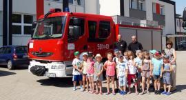 Dzieci z MP5 gościły dzisiaj strażaków