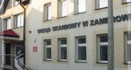 Zmiana na stanowisku naczelnika Urzędu Skarbowego w Zambrowie