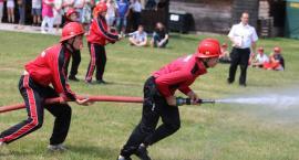 Strażacy z gminy Szumowo rywalizowali w sportach pożarniczych [foto]