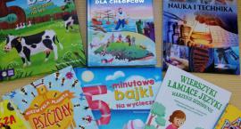 Nowości książkowe na wakacje w Oddziale dla Dzieci MBP w Zambrowie