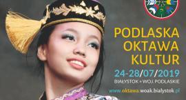 Podlaska Oktawa Kultur 2019. Występy również w Zambrowie