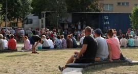 Letnie muzykowanie na koszarach [foto]