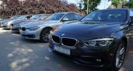 Policyjna grupa SPEED - szybkie BMW z videorejestratorami wyruszą na podlaskie drogi