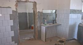 Gmina Rutki remontuje kuchnię i stołówkę w szkole [foto]