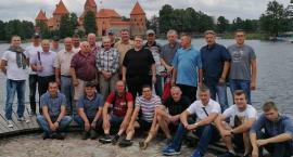 Strażacy ochotnicy z wizytą na Litwie [foto]