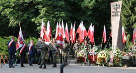 1. Podlaska Brygada Obrony Terytorialnej uczciła pamięć o Powstaniu Warszawskim