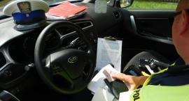 Kolejne zatrzymane prawa jazdy za przekroczenie prędkości w terenie zabudowanym