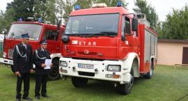Przekazano wóz strażacki dla OSP w Srebrnej [foto]